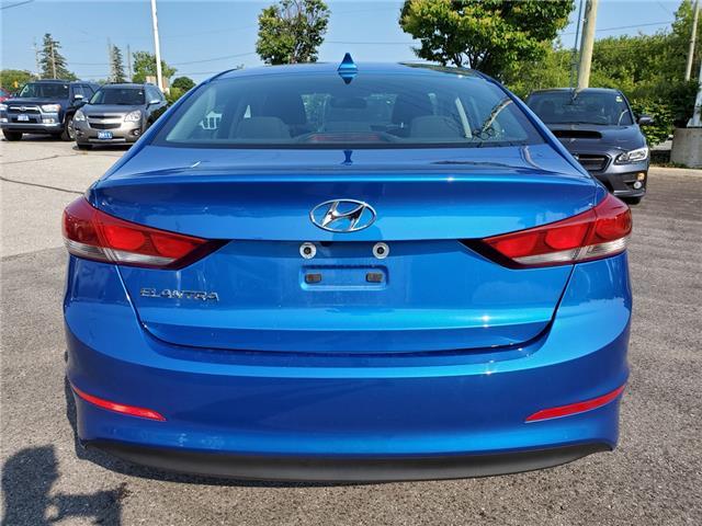 2017 Hyundai Elantra GL (Stk: U3678) in Whitby - Image 4 of 19