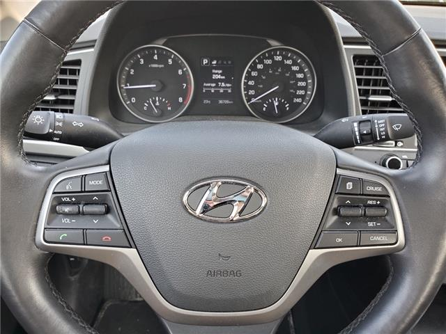 2017 Hyundai Elantra GL (Stk: U3678) in Whitby - Image 12 of 19