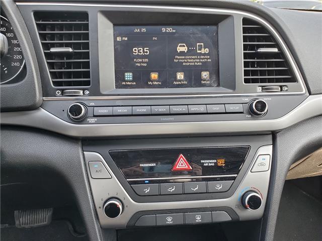 2017 Hyundai Elantra GL (Stk: U3678) in Whitby - Image 13 of 19
