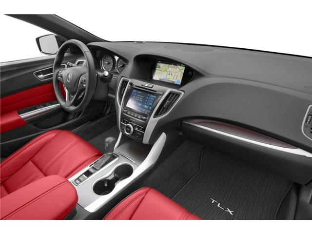 2020 Acura TLX Tech A-Spec w/Red Leather (Stk: TX12807) in Toronto - Image 9 of 9