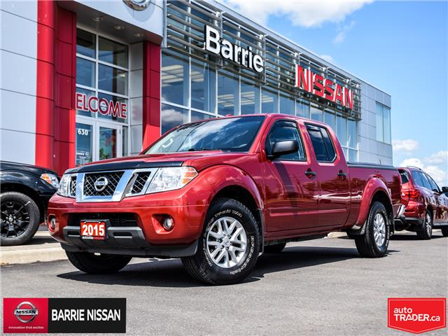 2015 Nissan Frontier SV (Stk: 19568A) in Barrie - Image 1 of 22
