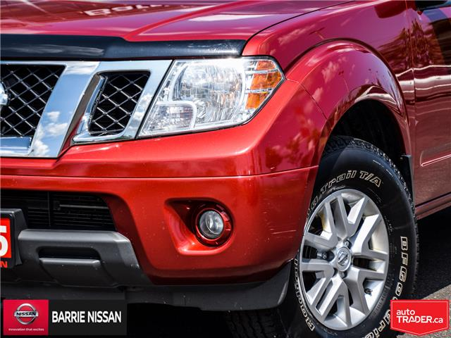 2015 Nissan Frontier SV (Stk: 19568A) in Barrie - Image 2 of 22