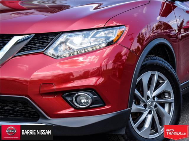 2015 Nissan Rogue SL (Stk: 19013A) in Barrie - Image 2 of 27