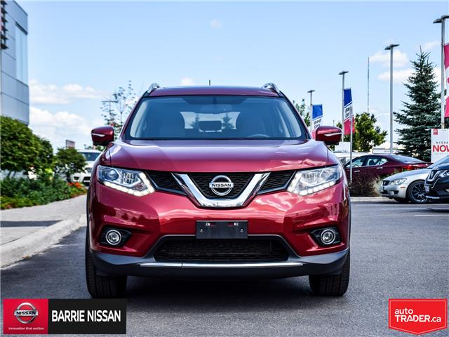2015 Nissan Rogue SL (Stk: 19013A) in Barrie - Image 3 of 27