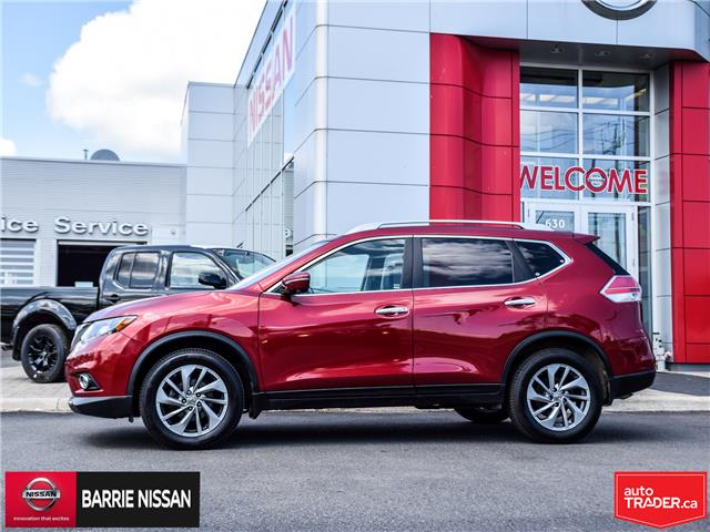 2015 Nissan Rogue SL (Stk: 19013A) in Barrie - Image 4 of 27