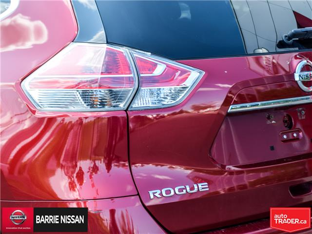 2015 Nissan Rogue SL (Stk: 19013A) in Barrie - Image 7 of 27