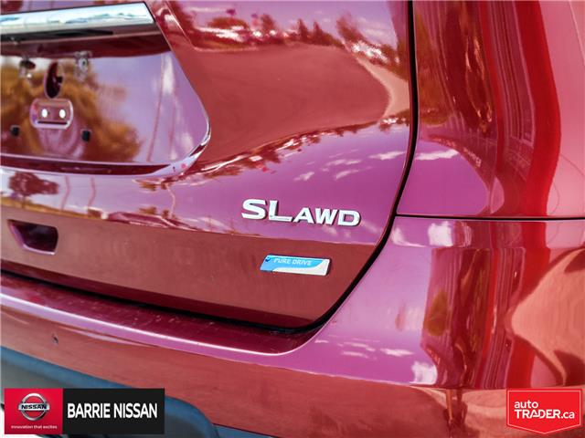 2015 Nissan Rogue SL (Stk: 19013A) in Barrie - Image 8 of 27