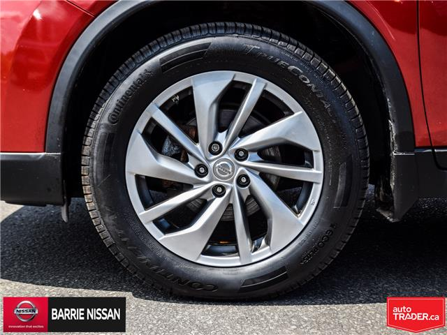 2015 Nissan Rogue SL (Stk: 19013A) in Barrie - Image 9 of 27