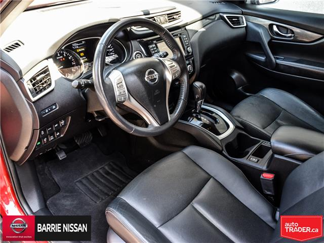 2015 Nissan Rogue SL (Stk: 19013A) in Barrie - Image 11 of 27
