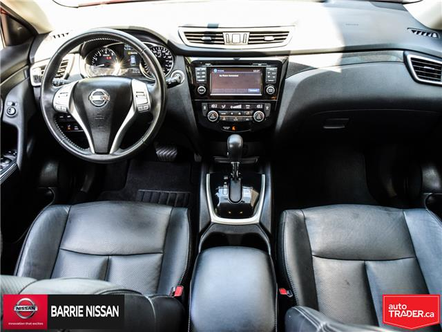 2015 Nissan Rogue SL (Stk: 19013A) in Barrie - Image 14 of 27