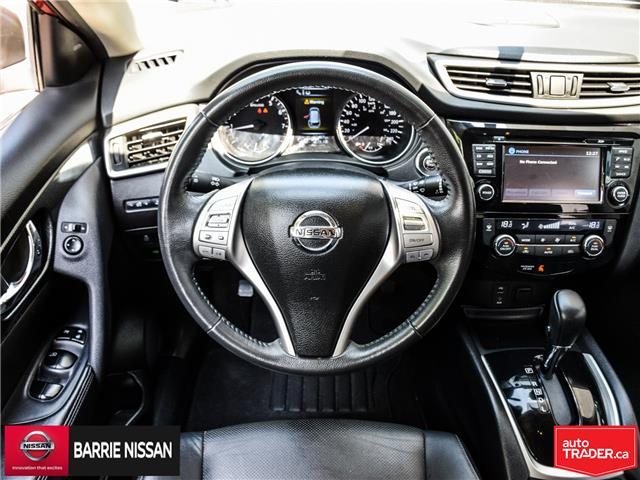 2015 Nissan Rogue SL (Stk: 19013A) in Barrie - Image 15 of 27