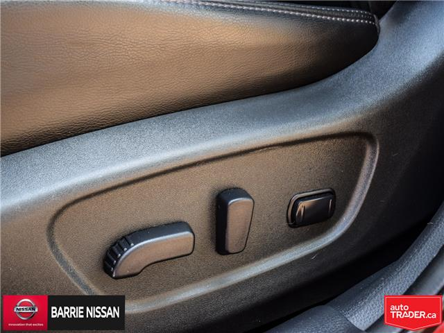 2015 Nissan Rogue SL (Stk: 19013A) in Barrie - Image 19 of 27