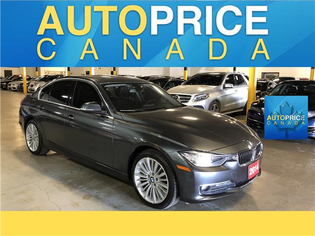 2014 BMW 328d xDrive (Stk: B0472) in Mississauga - Image 1 of 25