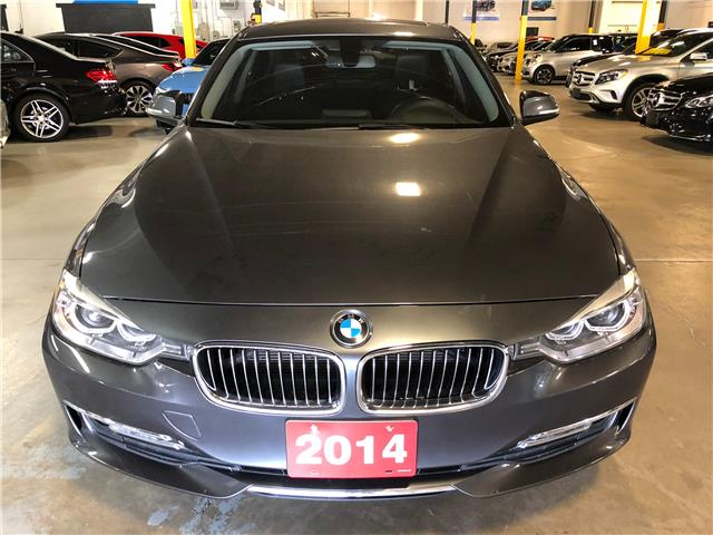 2014 BMW 328d xDrive (Stk: B0472) in Mississauga - Image 2 of 25