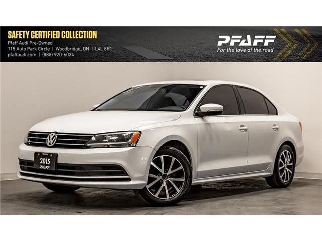 2015 Volkswagen Jetta 1.8 TSI Comfortline (Stk: C6944A) in Woodbridge - Image 1 of 19