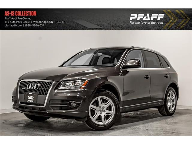 2012 Audi Q5 2.0T Premium (Stk: T16919A) in Woodbridge - Image 1 of 22