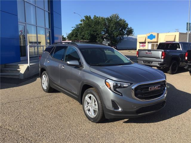 2019 GMC Terrain SLE (Stk: 206449) in Brooks - Image 1 of 20