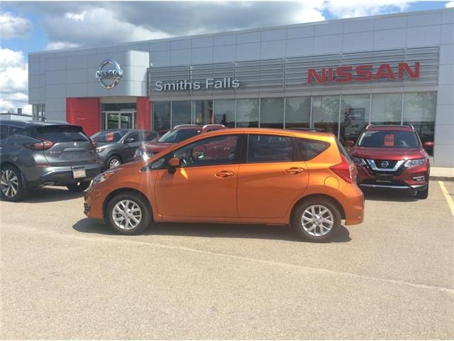 2017 Nissan Versa Note 1.6 SV (Stk: 19-210A) in Smiths Falls - Image 1 of 13