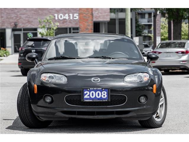 2008 Mazda MX-5 GX (Stk: 18-499A) in Richmond Hill - Image 2 of 13