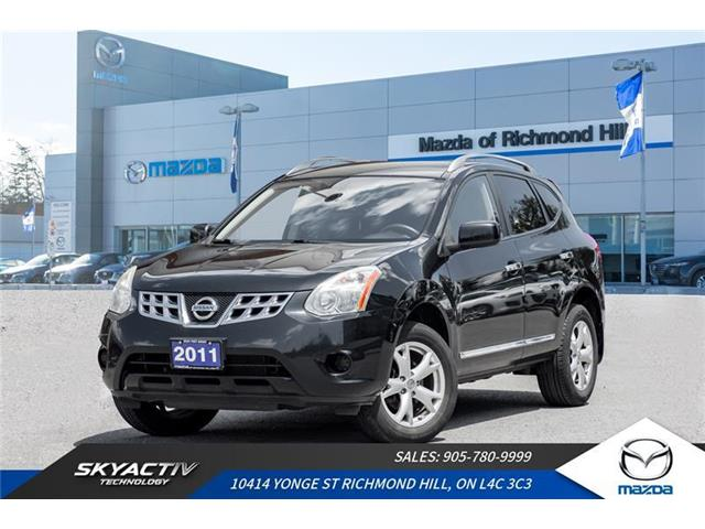 2011 Nissan Rogue SV (Stk: 18-857AA) in Richmond Hill - Image 1 of 17
