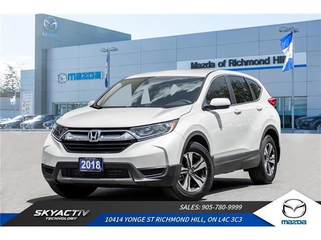 2018 Honda CR-V LX (Stk: P0361AA) in Richmond Hill - Image 1 of 18