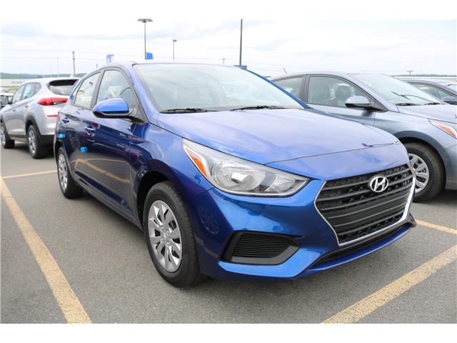 2020 Hyundai Accent Essential (Stk: 01972) in Saint John - Image 1 of 1