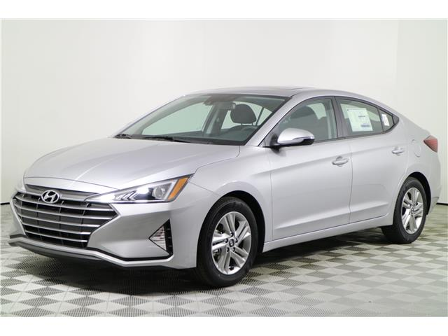2020 Hyundai Elantra Preferred w/Sun & Safety Package (Stk: 194812) in Markham - Image 3 of 22