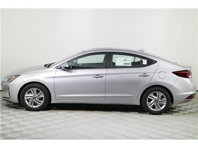 2020 Hyundai Elantra Preferred w/Sun & Safety Package (Stk: 194812) in Markham - Image 4 of 22