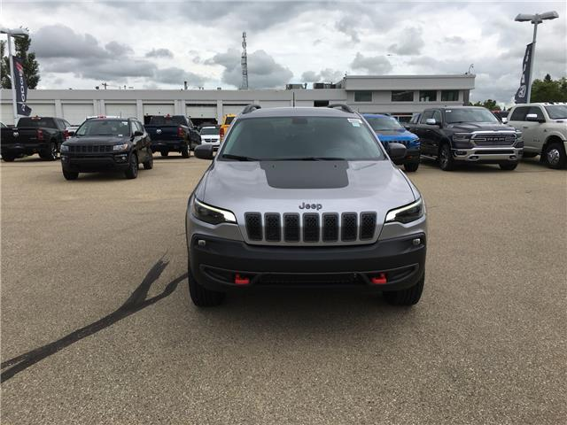 2019 Jeep Cherokee 27E Trailhawk (Stk: 19CK3211) in Devon - Image 2 of 14