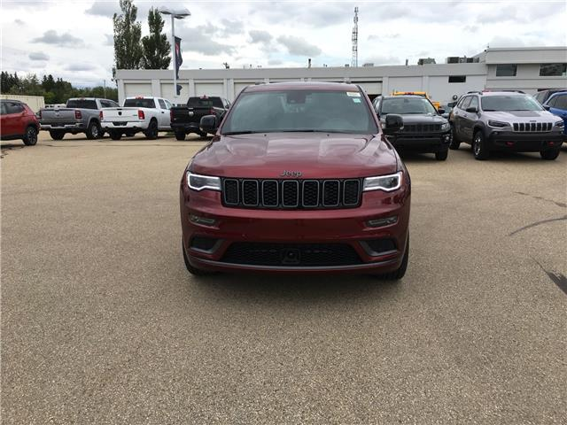 2019 Jeep Grand Cherokee 2BG Limited X (Stk: 19GH4881) in Devon - Image 2 of 18