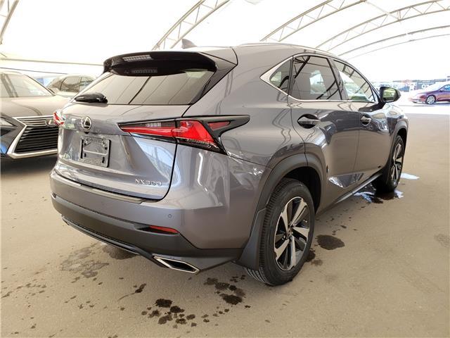2020 Lexus NX 300 Base (Stk: L20029) in Calgary - Image 4 of 6