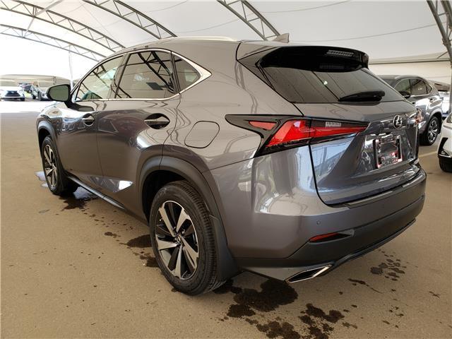 2020 Lexus NX 300 Base (Stk: L20031) in Calgary - Image 4 of 6