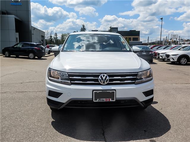 2019 Volkswagen Tiguan Trendline (Stk: W2324) in Waterloo - Image 2 of 23