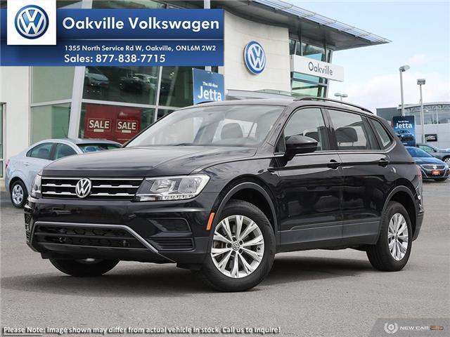 2019 Volkswagen Tiguan Trendline (Stk: 21435) in Oakville - Image 1 of 23