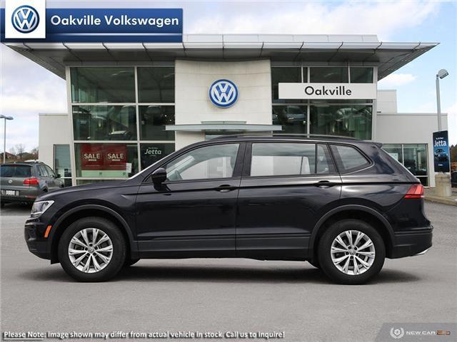 2019 Volkswagen Tiguan Trendline (Stk: 21435) in Oakville - Image 3 of 23