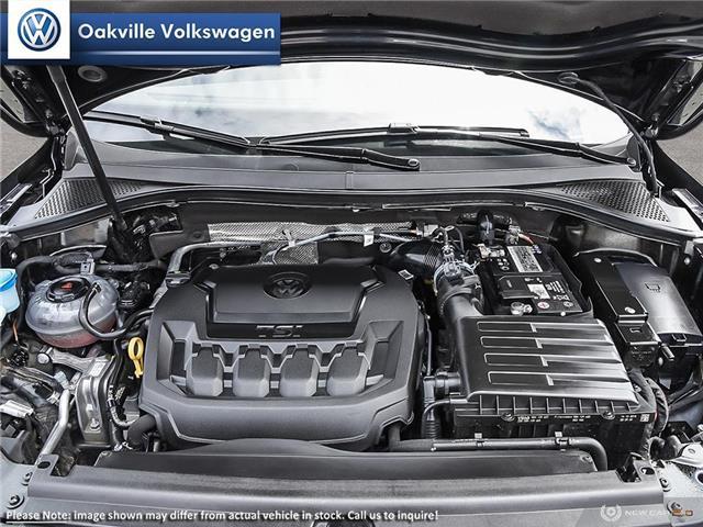 2019 Volkswagen Tiguan Trendline (Stk: 21435) in Oakville - Image 6 of 23