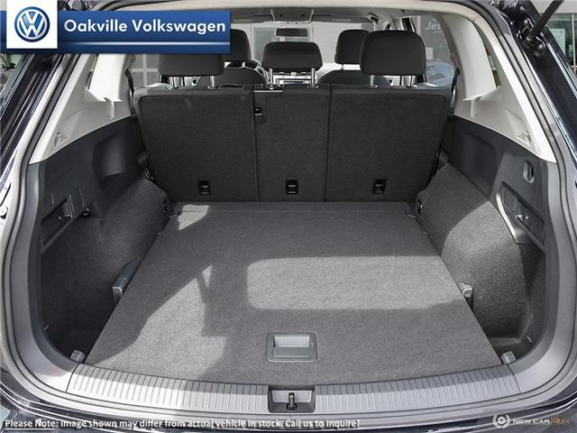 2019 Volkswagen Tiguan Trendline (Stk: 21435) in Oakville - Image 7 of 23
