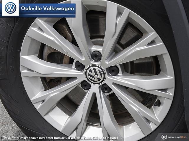 2019 Volkswagen Tiguan Trendline (Stk: 21435) in Oakville - Image 8 of 23