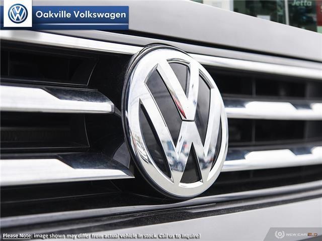 2019 Volkswagen Tiguan Trendline (Stk: 21435) in Oakville - Image 9 of 23