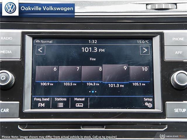 2019 Volkswagen Tiguan Trendline (Stk: 21435) in Oakville - Image 18 of 23