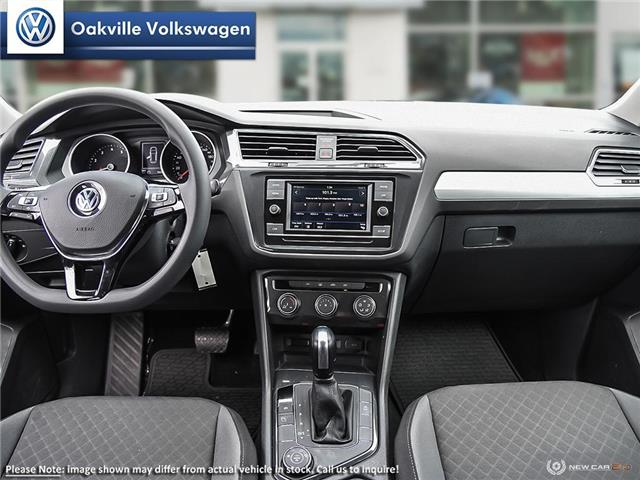 2019 Volkswagen Tiguan Trendline (Stk: 21435) in Oakville - Image 22 of 23