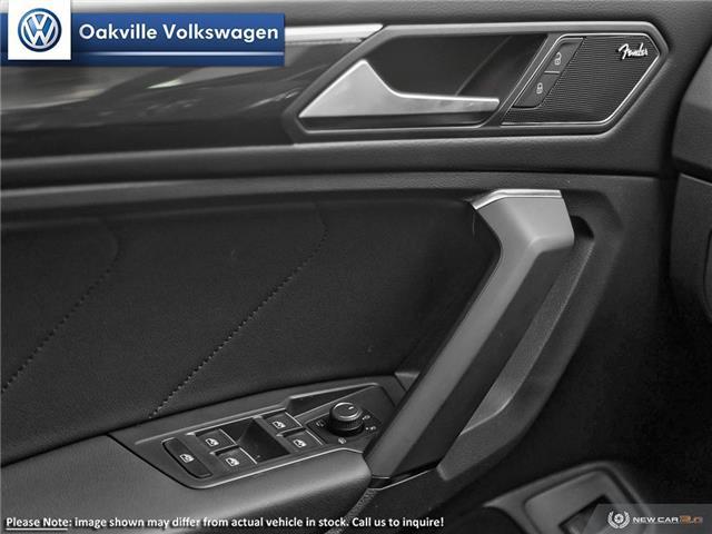 2019 Volkswagen Tiguan Highline (Stk: 21486) in Oakville - Image 16 of 23