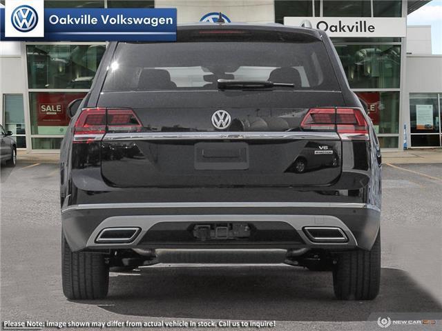 2019 Volkswagen Atlas 3.6 FSI Execline (Stk: 21491) in Oakville - Image 5 of 10