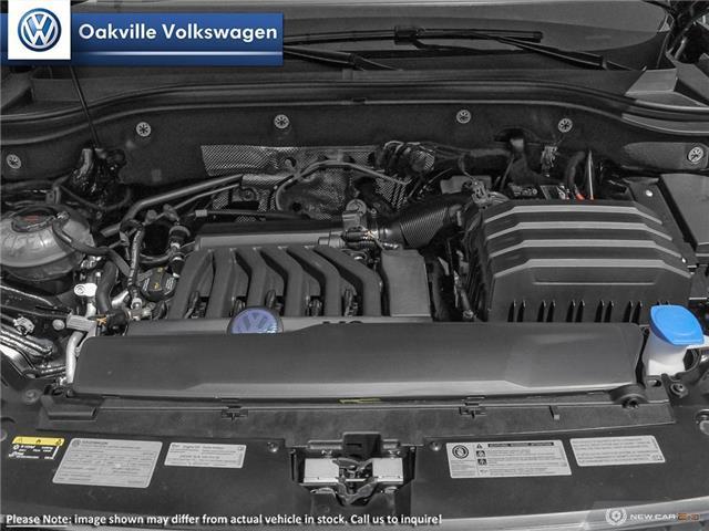 2019 Volkswagen Atlas 3.6 FSI Execline (Stk: 21491) in Oakville - Image 6 of 10