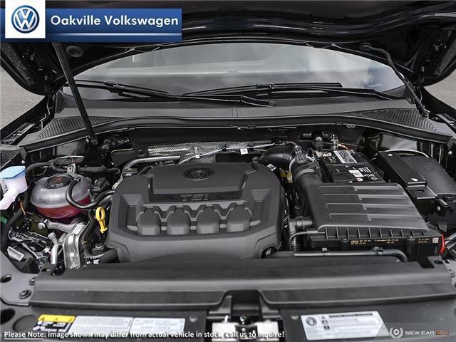 2019 Volkswagen Tiguan Comfortline (Stk: 21494) in Oakville - Image 6 of 10
