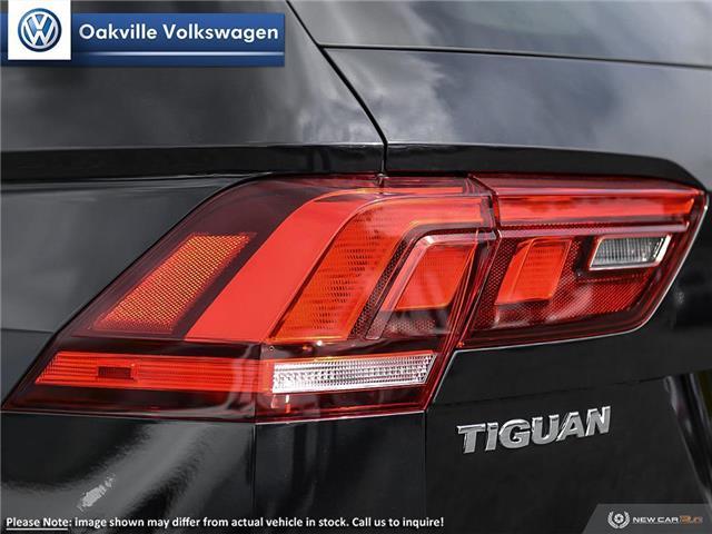 2019 Volkswagen Tiguan Comfortline (Stk: 21494) in Oakville - Image 10 of 10