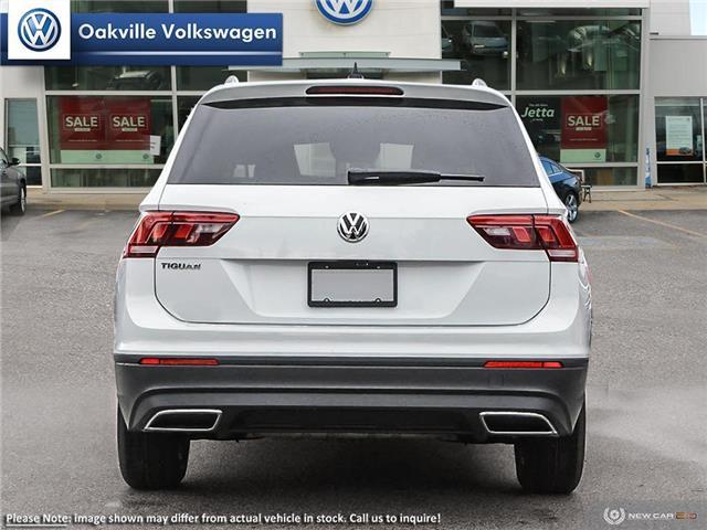 2019 Volkswagen Tiguan Comfortline (Stk: 21495) in Oakville - Image 5 of 23