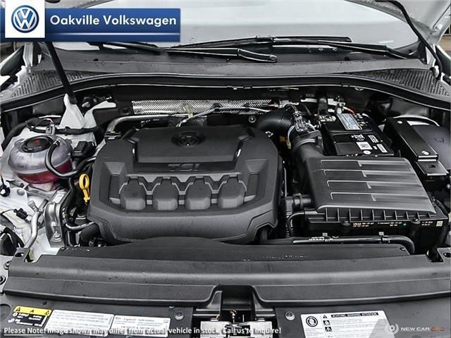 2019 Volkswagen Tiguan Comfortline (Stk: 21495) in Oakville - Image 6 of 23