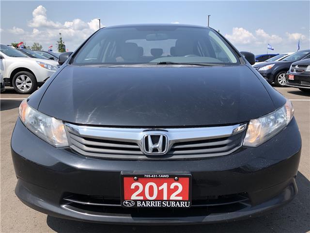 2012 Honda Civic LX (Stk: 19SB649A) in Innisfil - Image 12 of 17