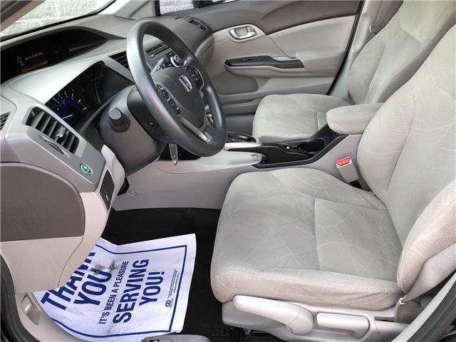 2012 Honda Civic LX (Stk: 19SB649A) in Innisfil - Image 3 of 17